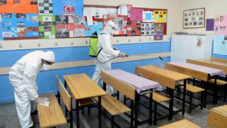 Eğitim-Sen, koronavirüs görülen 172 okulu açıkladı