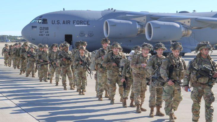 ABD Suriye operasyonunu Erbil'deki üslerinden yürütüyor