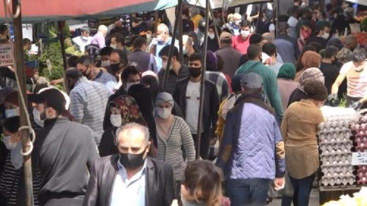 Türkiye'de toplumun %11.4'ü Covid-19'un varlığına dahi inanmıyor!