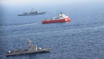 Türkiye'den Akdeniz'de yeni Navtex