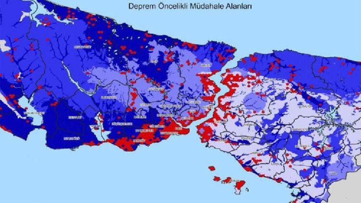 İstanbul'da Avrupa yakasının deprem riski Asya'dan fazla
