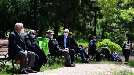 Erzincan'da 65 yaş ve üzerine sokağa çıkma yasağı