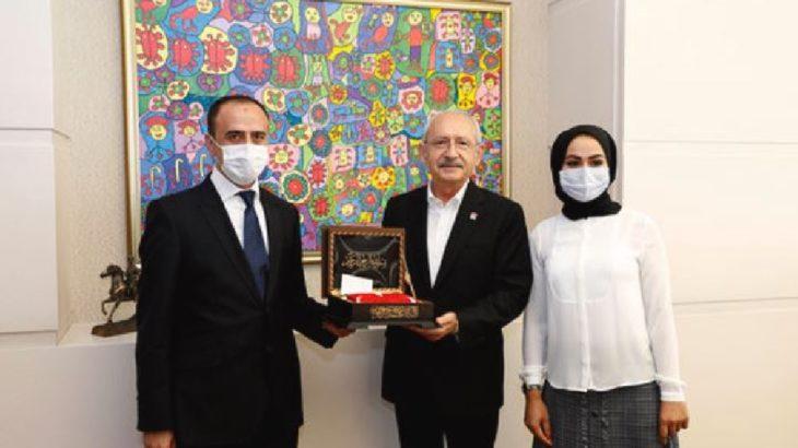 Kılıçdaroğlu 'Milliyetçi İmam Hatipliler' ile buluştu