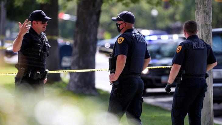 ABD'de polis terörü: 13 yaşındaki çocuğu vurdular