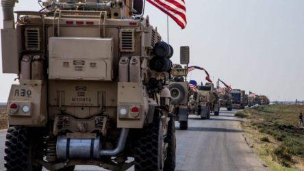 İşgalci ABD, Suriye'den 34 kamyon buğday ve petrol çaldı