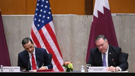 ABD Katar'ı 'NATO dışı önemli müttefik' ilan edecek