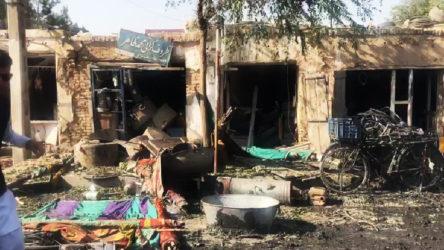 Afganistan'da konvoya bombalı saldırı: 10 ölü, 16 yaralı