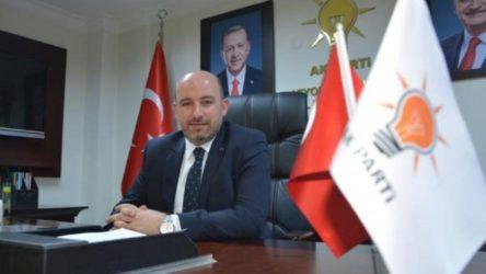 AKP'li İl Başkanı görevinden istifa etti!