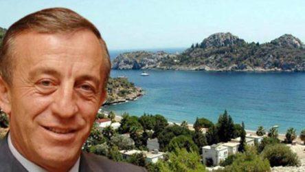 Ağaoğlu, 'şato'lu adasını 115 milyon TL'ye satıyor