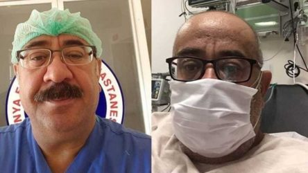 Bir sağlık çalışanı daha Covid-19'dan öldü