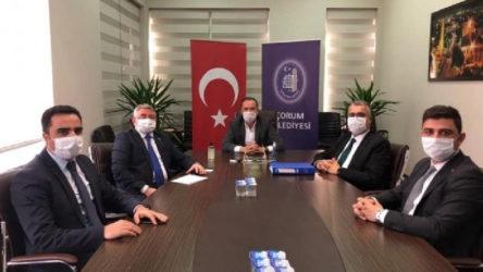 AKP'li vekil uyardı: Çorum en çok vakası olan ilk 3 il arasına girmek için koşuyor