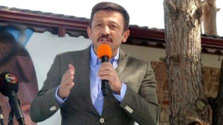 AKP'li Hamza Dağ: 2023 seçimleri Türkiye tarihinin en sert seçimi olacak