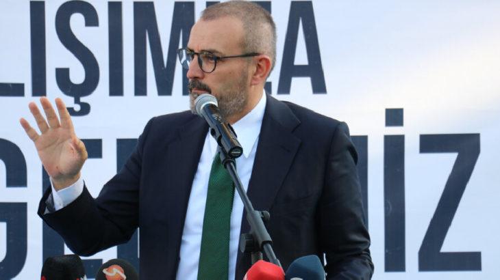 AKP'li Mahir Ünal'dan CHP'ye: Muhalefet olarak değil, karşıt olarak değerlendiriyoruz