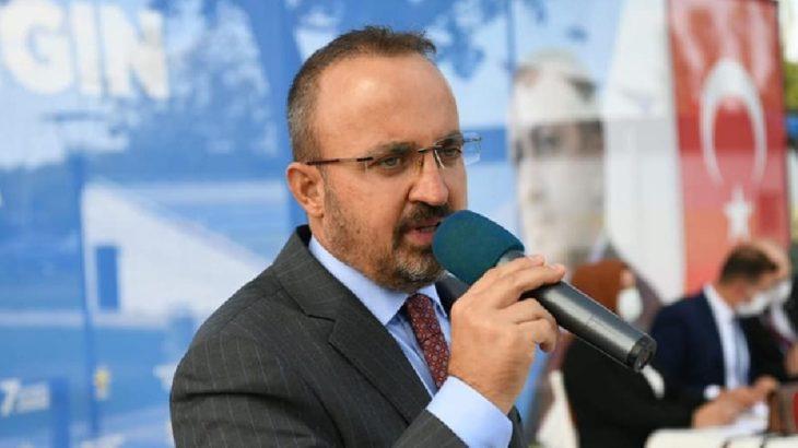 AKP'li Turan: Türkiye, 100 yıldan beri koparılmaya çalışılan tarihi kodlarıyla barışıyor
