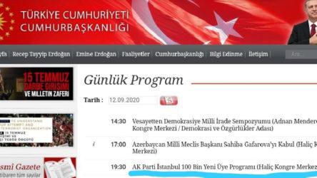 İstanbul'daki korona yasaklarının 2 gün ertelenmesinin nedeni AKP'nin etkinlikleri mi?