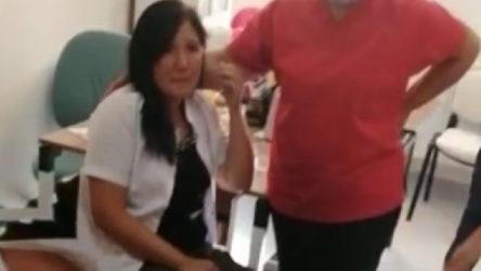 ASM'de aşı dehşeti: 3 hemşireyi darp etti, 1 hasta yakınını bıçakladı ve serbest bırakıldı