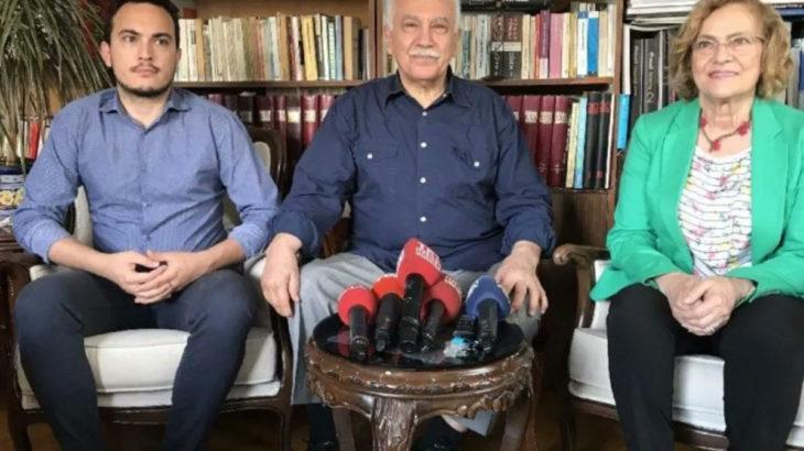 Perinçek'in oğlu, Dışişleri Bakanlığı'na atandı