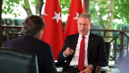 Hulusi Akar: Toplantı için Yunan heyetini Ankara'ya bekliyoruz