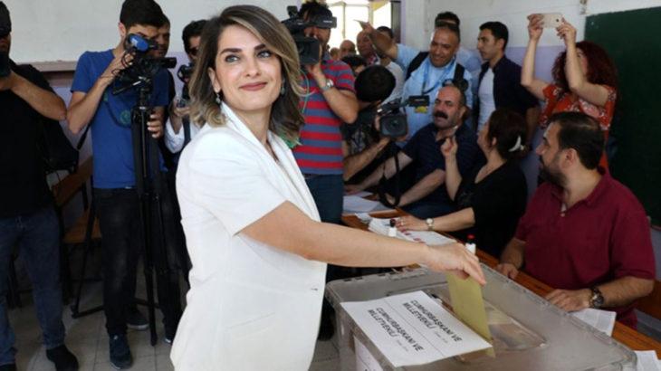 Başak Demirtaş'tan kayyım ile görüşen AİHM Başkanı Spano'ya tepki