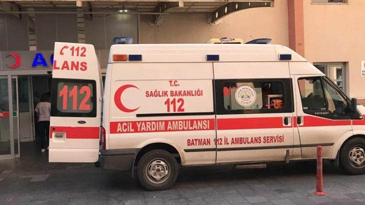 Konya'da filyasyon ekibine saldırı