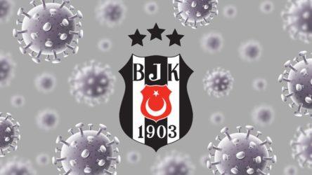 Beşiktaş'ta 12 kişinin korona testi pozitif çıktı