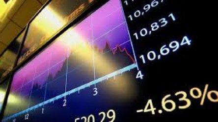 Avrupa Borsa'sında sert düşüş