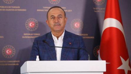 Çavuşoğlu'ndan 'Doğu Akdeniz' açıklaması: Haklı olan masadan kaçmaz