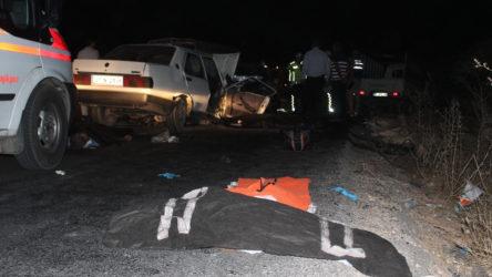 Antep'te zincirleme kaza: Çok sayıda ölü ve yaralı