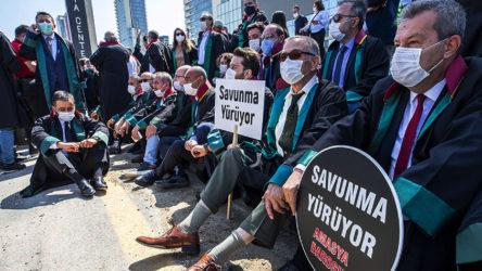 AKP'nin çoklu baro planı tutmadı: 2 bin imzayı toplayamadılar