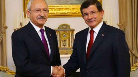 Kılıçdaroğlu'ndan Davutoğlu'na 'hayırlı olsun' ziyareti