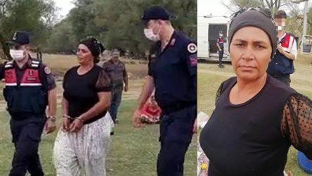 Denizli Honaz'da uyuşturucu baronu 'Zeliş' piknik yaparken yakalandı