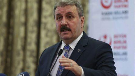 Destici, hem TTB'ye hem de İstanbul Sözleşmesi'ne saldırdı