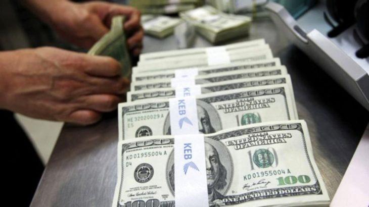 Kısa vadeli dış borç temmuz ayında 128,4 milyar TL
