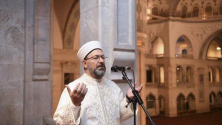 Diyanet'ten salgın ve afetlerde hayatını kaybedenler için 'dua programı'