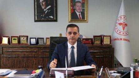 Diyarbakır İl Sağlık Müdürü koronaya yakalandı
