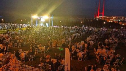 Yasak dinlemeyen AKP'liden düğün savunması: Bir yemek yedirmeden yolladı derler