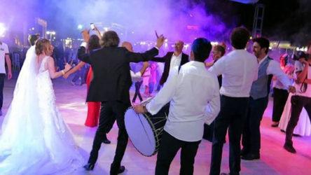 80 yaşındaki koronavirüs hastasından 72 saatte 5 düğüne ziyaret