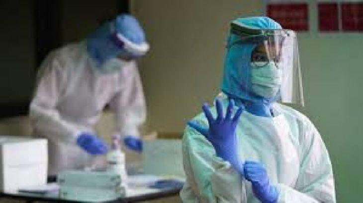 DSÖ: Toplam Covid-19 vakalarının yüzde 14'ü sağlık çalışanları