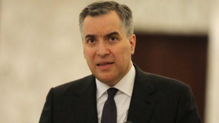 Lübnan'da hükümet kurmakla görevlendirilen Almanya Büyükelçisi istifasını verdi