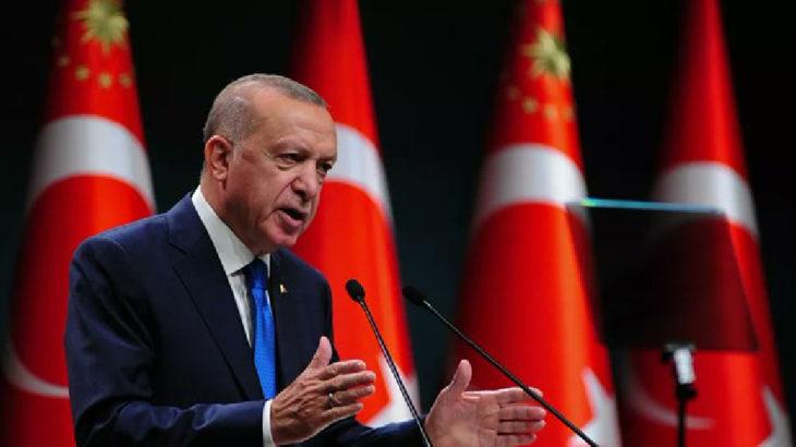 Erdoğan, 12 Eylül'ün yıl dönümünde konuştu