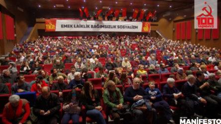 Emektar komünistlerden 100. Yıl Deklarasyonu