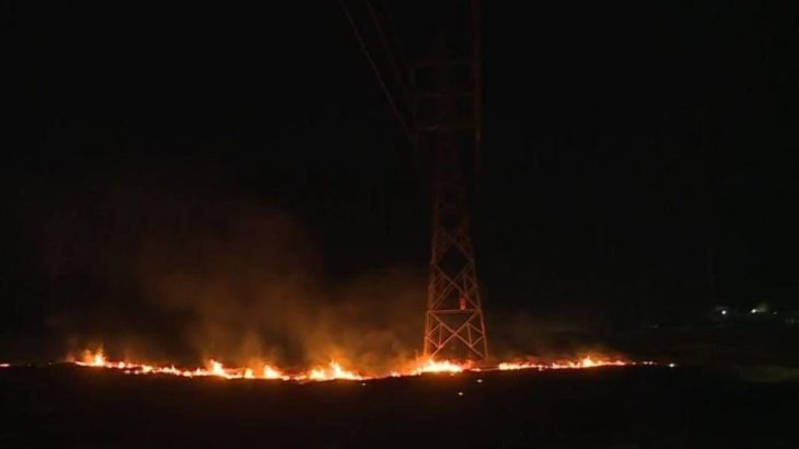 Erbil'de ABD üssü yakınlarına roket saldırısı