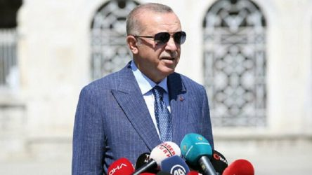 Erdoğan: Bir anda gevşetince vaka sayıları arttı