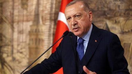 Erdoğan'dan Hatay açıklaması