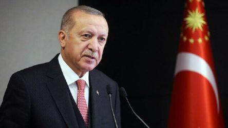 Erdoğan: Israrlı provokasyonlara asla aldırış etmemekteyiz