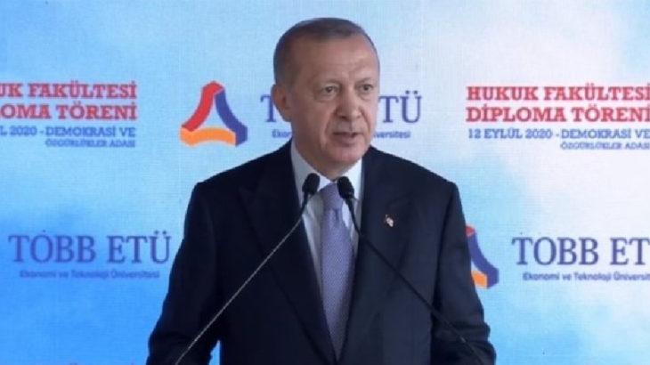Erdoğan:  Özgür ve güvenli Türkiye'yi inşa ettik