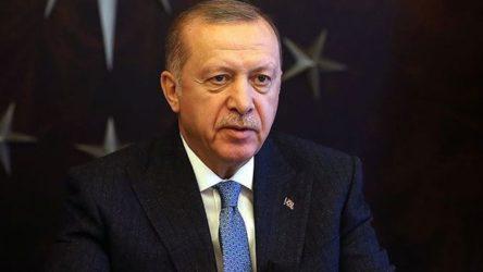 Erdoğan: Ermenistan'ı kınıyoruz, Azerbaycan'ın yanındayız