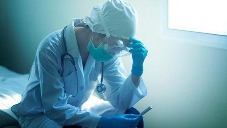 Bir sağlık çalışanı daha Covid-19'dan hayatını kaybetti