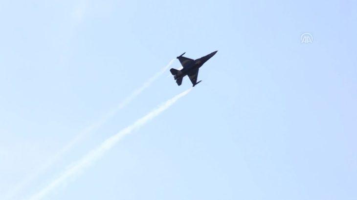 Türk F-16'sının, Ermenistan'a ait savaş uçağını düşürdüğü iddiasına yalanlama