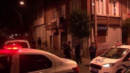 İstanbul Fatih'te şüpheli ölüm